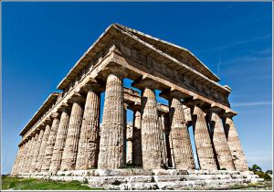 Greek Temple Paestum