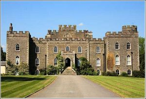 Broughton Towers,North Lancashire,
