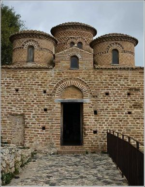 A small Byzantine Church